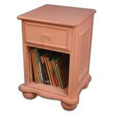 Wonderland 1 Drawer Nightstand