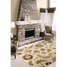 American Heirloom Woosley Bisque Rug