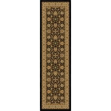American Heirloom Black Farran Rug