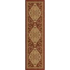 Anthology Red Divinia Rug