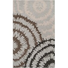 Harlequin Silvered Gray Rug