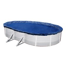 Dirt Defender 15-Year Oval Above Ground Pool Winter Cover