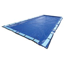 15-Year Rectangular In Ground Pool Winter Cover