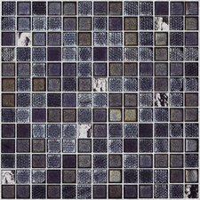"Fuse Glass FU010 1"" x 1"" Glass Mosaic"
