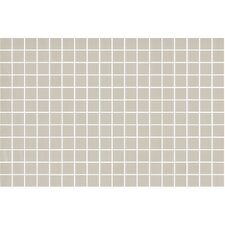 "Nature Glass 12-1/5"" x 18-1/10"" Mosaic in Dark Beige"
