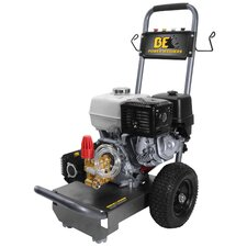 3600 PSI 4 GPM Cold Water Comet Pump Pressure Washer