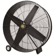 "48"" Drive 2 Speed Drum Fan"