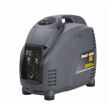 3,500 Watt Portable Inverter Generator