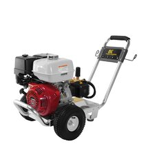 Powerease 4000 PSI 4 GPM Cold Water Pressure Washer