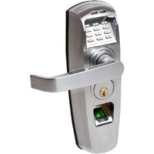 <strong>Actuator Systems</strong> ReliTouch Biometric and PIN Handle Lock