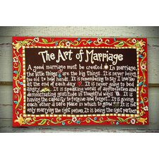 Marriage Canvas Art