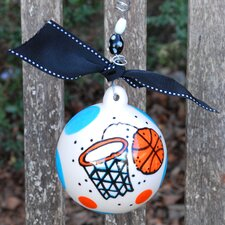 Basketball Ball Ornament