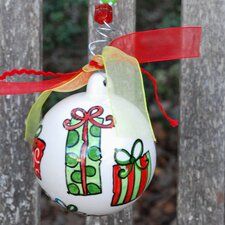 Gifts Ball Ornament
