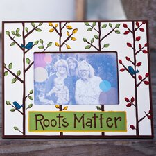 Roots Matter Picture Frame