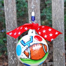 Football Ball Ornament