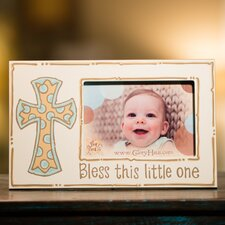 Bless This Little One Picture Frame