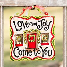 Love and Joy Come To You Tile
