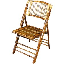 <strong>Commercial Seating Products</strong> Bamboo Folding Chair