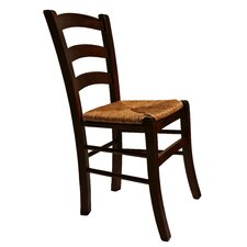 Lattice Cane Back Side Chair
