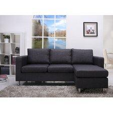 Oxford Chaise Sofa