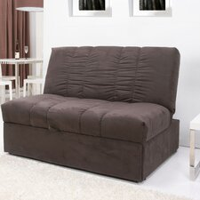 <strong>Leader Lifestyle</strong> Midori 2 Seater Convertible Sofa Bed