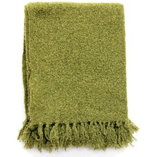 Boucle Acrylic Throw
