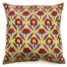 Bali Ikat Polyester Pillow