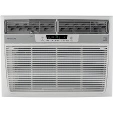 18,500 BTU Energy Star Window-Mounted Median Air Conditioner with Remote