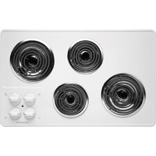 "32.25"" Electric Cooktop"