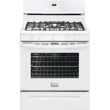 Gallery Series 5 cu. Ft Gas Free-Standing Range