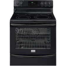 "Gallery Series 30"" Electric Smoothtop Freestanding Range with 5.8 Cu. Ft. True Convection Oven"