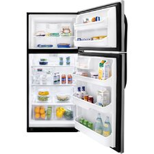 Refrigerator with Top-Mount Freezer