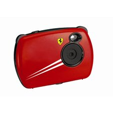 300K Pixels Ferrari Digital Camera