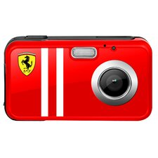 "Ferrari 5 Mega Pixels Digital Damera with 1.8"" LCD Screen"