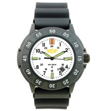 The Protector Men's Tritium H3 Round Face Watch