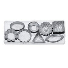 Petit-Fours-Kassettenset (Set beinhaltet 50)