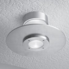 <strong>LumenArt</strong> Alume 1 Light Wall/ Ceiling Mount Light