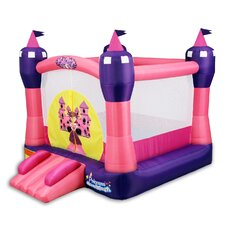 <strong>Blast Zone</strong> Princess Castle Bounce House