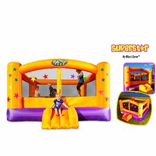 <strong>Blast Zone</strong> Superstar Bounce House