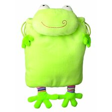 <strong>Heart to Heart</strong> Frog Backpack