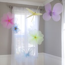 6 Piece Assorted Hanging Bugs Set
