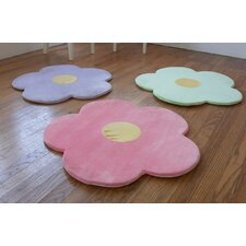Daisy Flower Kids Rug (Set of 3)