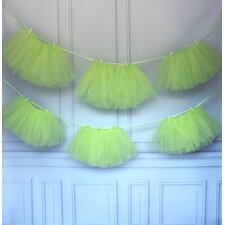 Fairy Princess Ballerina Party Favor Tutu Skirt (Set of 6)
