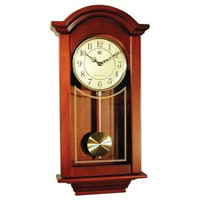 Regulator Wall Clock in Cherry
