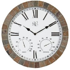 Indoor / Outdoor Tile Clock