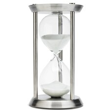 <strong>River City Clocks</strong> 60 Minute Hourglass