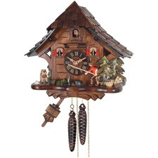 One Day Cottage Cuckoo Clock