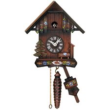 Cottage Quarter Call Cuckoo Wall Clock