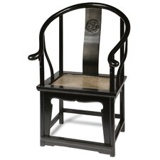 Chinese Classical Horseshoe Armchair