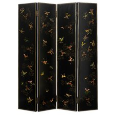 Chinese Classical Shanxi Butterfly Screen
